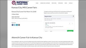 Those Looking For A Job Are Invited To The National Career Fair