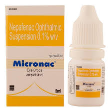 micronac eye drops uses dosage side