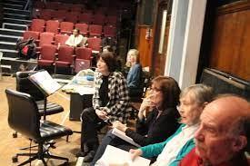 Joni Fritz Theatre Credits, News, Bio and Photos