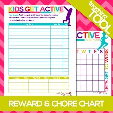 Free Kids Reward Charts Bismi Margarethaydon Com