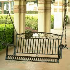 Shop Garden Treasures Porch Swing At Lowes Patio Deck