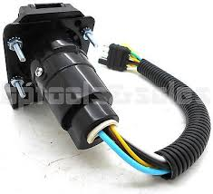 4 flat to 7 way rv trailer light plug wire harness 7 way trailer 4 flat to 7 way rv trailer light plug wire harness 7 way