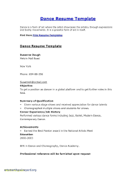 Dance Teacher Contract Template Templates 68643 Resume Examples