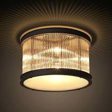 drum ceiling light white drum ceiling lampshade