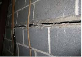 basement walls ed leaning or bowing