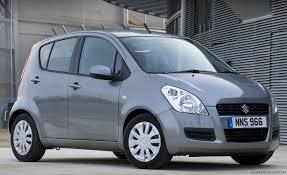 2010 Suzuki Splash – pictures, information and specs - Auto ...
