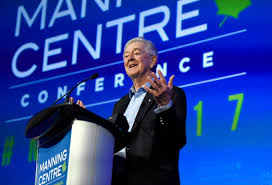 Manning Centre to change its name as founder Preston Manning announces  retirement | CBC News