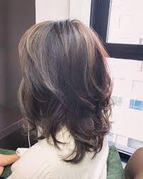 重めヘアスタイルに飽きた方は是非マッシュウルフ 美容師 Tomoko 有