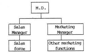 Roles Of A Sales And Marketing Manager Role Of Marketing Organisation In Taking Decisions Marketing