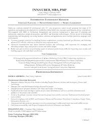 Resume Format For Information Technology Information Technology