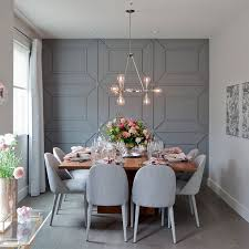 dining room wall design fresh in ideas feature accent on dining room feature wall
