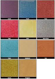 Concrete Stain Chart Concrete Stain Endurable Concrete