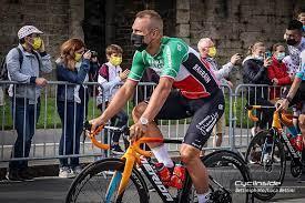 Sonny Colbrelli e il bel tricolore sfoggiato al Tour