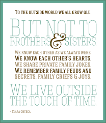 Sibling Love Quotes Mesmerizing Brothers Sisters Love Like No OtherSo Thankful For Them