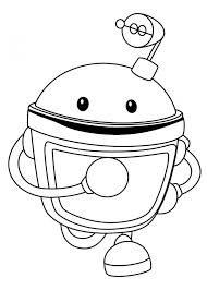 Small Picture Team umizoomi coloring pages bot ColoringStar