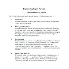 report formats in word technical report template short inspirational format word 2010