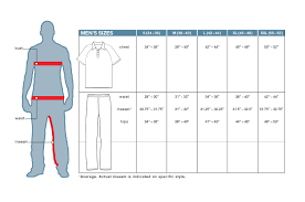 Nike Compression Shirt Size Chart Size Guide Fila