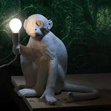 Seletti Monkey Sitting Lamp Een Tafellamp Voor De Kinderkamer Bric