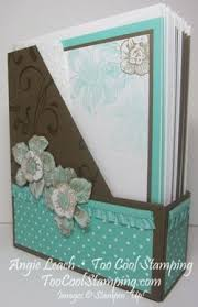 Mini Magazine Holder Mini Magazine Holder Note Card Set everything eleanor stampin 47