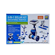 Buy Ekta <b>6 in 1 Solar</b> Kit Series 1, Multi Color Online at Low Prices in ...