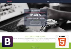 Free Online Template 40 Free Bootstrap Html5 Website Templates 2019 Freshdesignweb