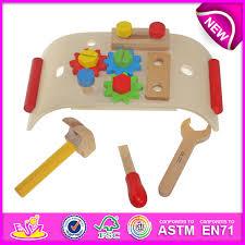 kids diy wooden toy tool toy