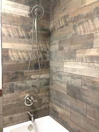 rustic bathroom tile designs. Contemporary Bathroom Rustic Bathroom Tile Wood Tub Shower Surround  Floor Ideas  For Rustic Bathroom Tile Designs U