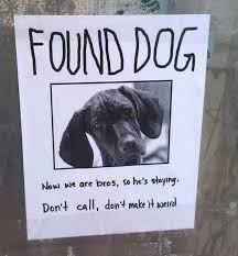 how to make lost dog flyers the funniest dog flyers ever posted barkpost