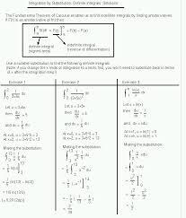 Integration - MATH100 Revision Exercises - Resources - Mathematics ...