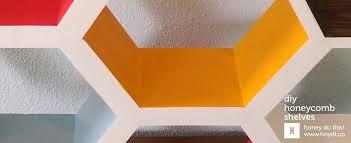 diy honeycomb shelves part one