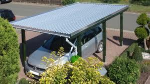 Carport Dacheindeckungen. #Stahltrapezprofilplatten #Stahldach