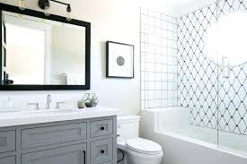 diamond bathroom cabinets. Diamond Bathroom Cabinets Shower And Tub Combo With Black White Pattern Tiles Brand E