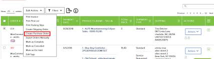 How To Create A Purchase Order From A Sales Order Ecomdash