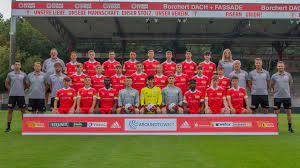 All information about union berlin (bundesliga) current squad with market values transfers rumours player stats fixtures news 1 Fc Union Berlin B Junioren
