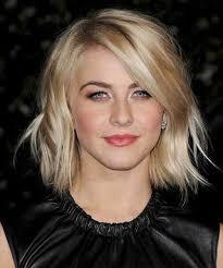 short blonde hairstyle for thin choppy hair