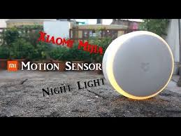 <b>Xiaomi</b> Mijia Motion Sensor <b>Night</b> Light [Review] - YouTube