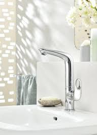 Grove Bathroom Fittings Wall Mounted Basin Mixer Deck Mounted Bath ...