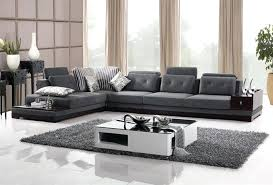 modern sectional sofa. Modern Sectionals For Small Spaces Contemporary Sectional Couches  Sofas Minimalist Grey Sofa Inspiring Full Wallpaper Modern Sectional Sofa