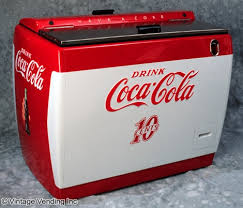 Classic Vending Machines For Sale Interesting Westinghouse WD48 Soda Vendor