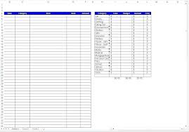 Budget Monthly Expenses Spreadsheet Monthly Expenses Spreadsheet Template Excel Expense Sheet