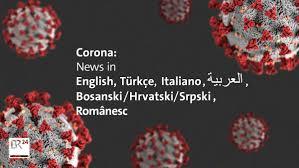 1 mayıs 2021 koronavirüs tablosu. Corona Virusu Bavyera Da Turk Dilinde Sundugumuz Yardim Br24