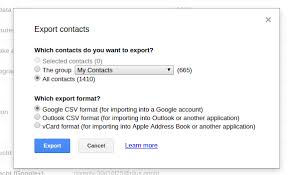 google account on your android device