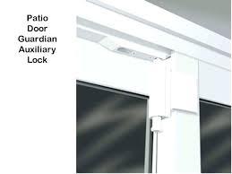how to lock a sliding door lock of sliding patio door bar post sliding closet