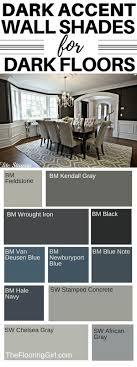 paint for dark hardwood floors