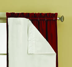 Shop Amazoncom Window Treatments - Standard bedroom window size