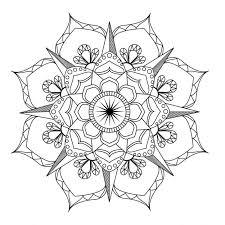 44 Excelent Mandala Coloring Pages Pdf Boston Cross