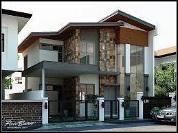 Storey Modern House Design Modern Two Storey House Designs Two Storey Modern House Designs