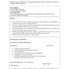 Sample Resume For Fresh Graduates In Engineering Best Adorable