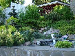 Alpine Garden Design Exterior