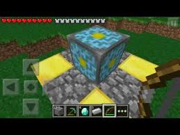 Nether Core Reactor Pattern Impressive Minecraft PE How To Activate The Nether Reactor Core YouTube